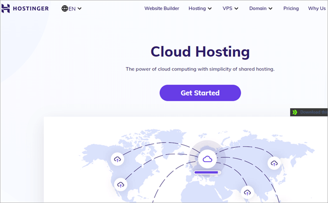Cloud Web Hosting