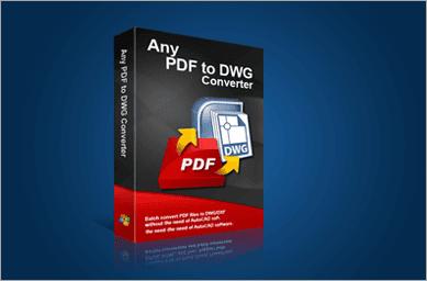 Convert DWG File to PDF
