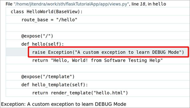 Debug Mode Interactive Shell Icon