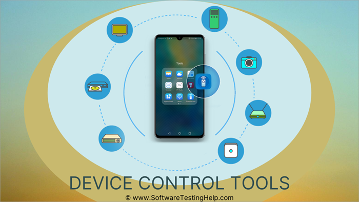 Device Control Software Tools