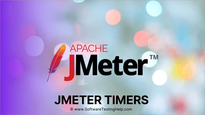 JMeter Timers