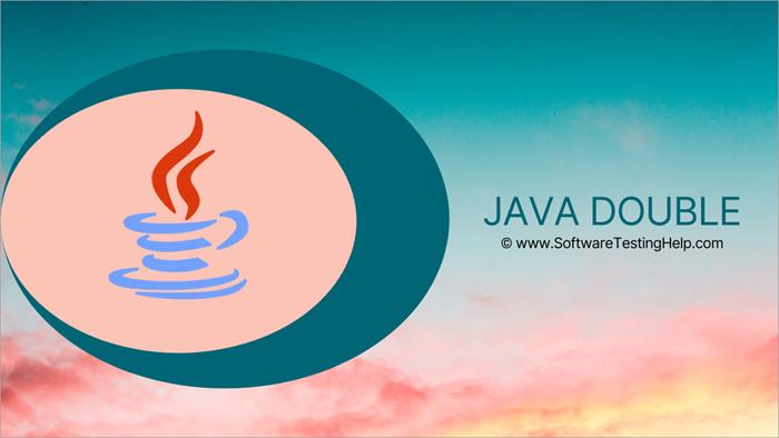 Java double
