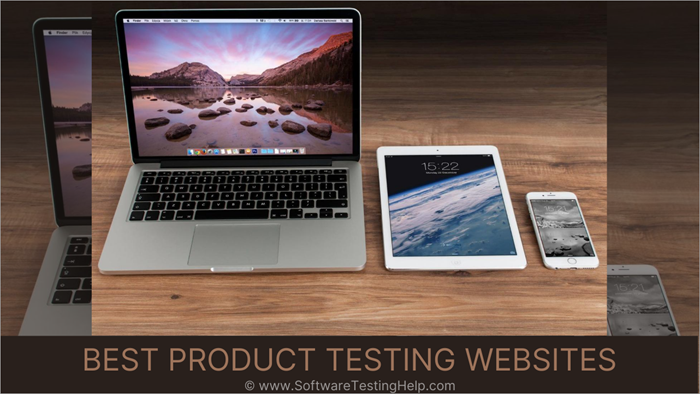 Product Testing Websites