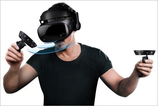 Samsung Odyssey VR headset