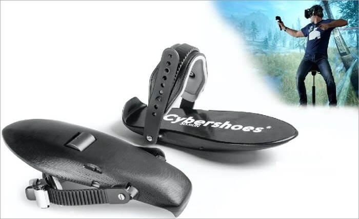 VR shoes