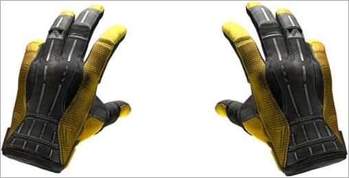 Virtual Reality Haptic gloves