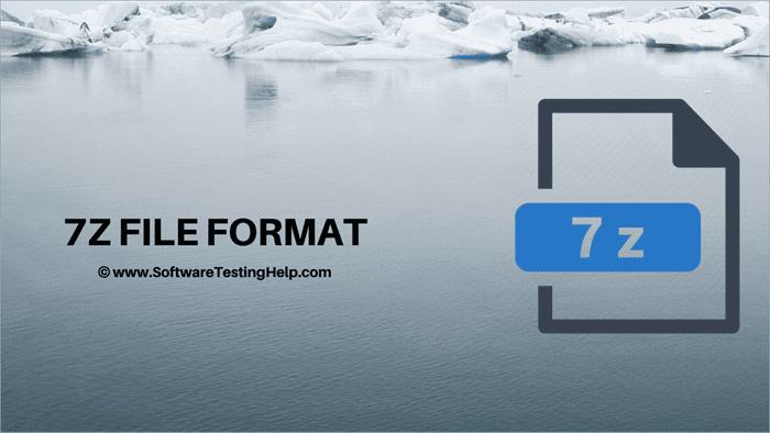 7z File Format