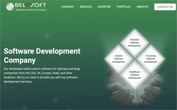 BelITSoft_Homescreen