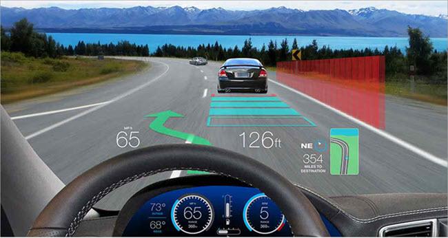 Car Heads-Up Display