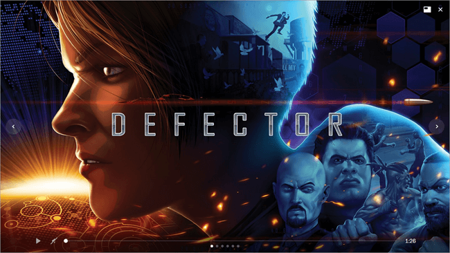 Defector is spy-epic game in VR