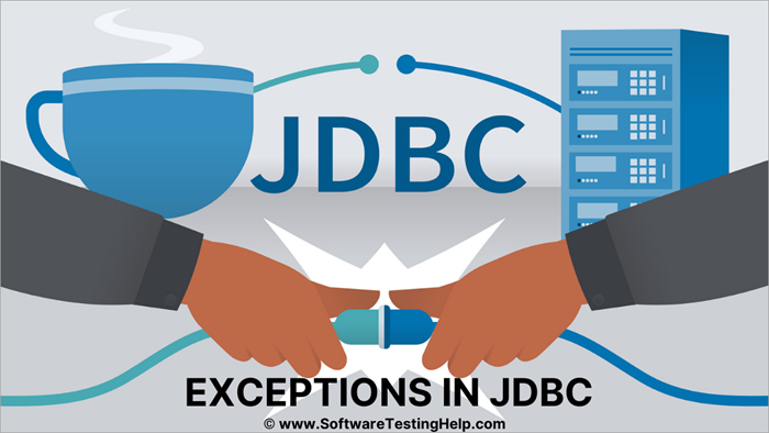 EXCEPTIONS IN JDBC