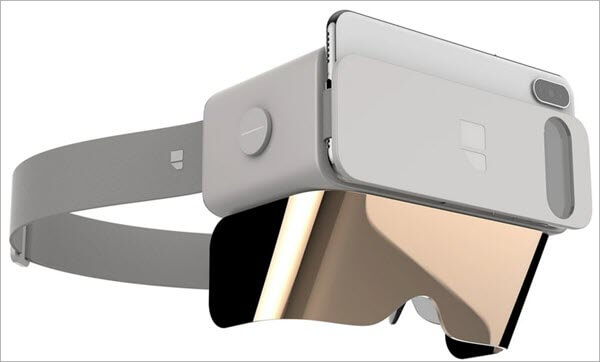 Ghost VR headset