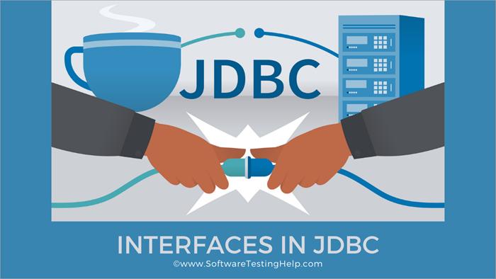JDBC Resultset interface