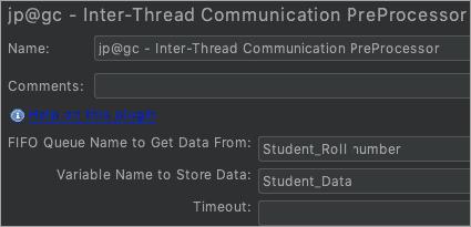 Inter Thread Communication Pre-processor