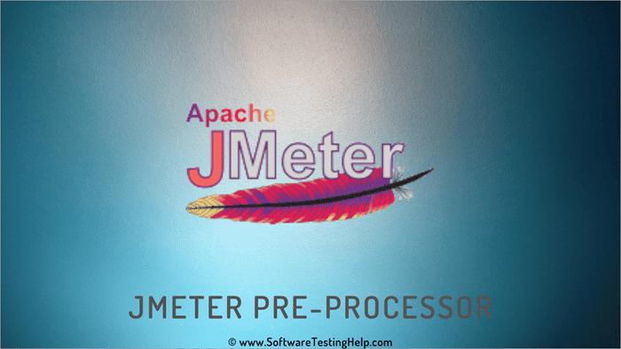 JMeter Pre-Processor
