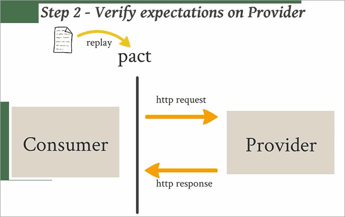 Verify Expectations on Provider