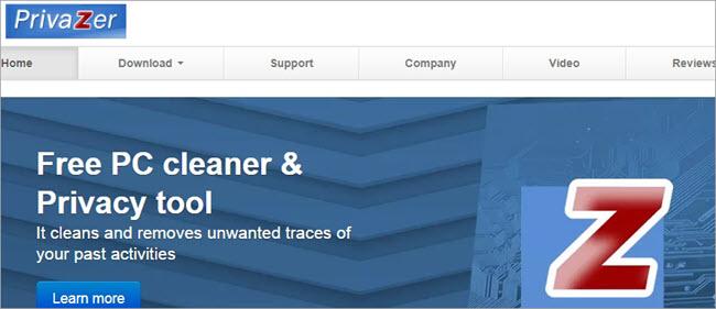 Privazer Website