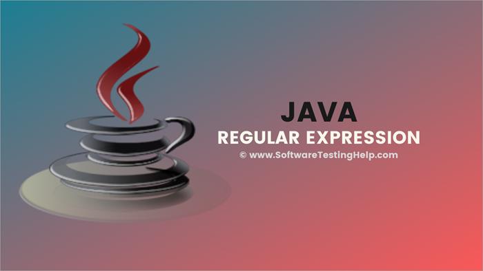 Java Regex -Regular Expression