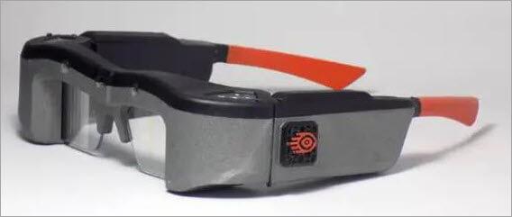 ThirdEye Generation X2 AR smart glasses
