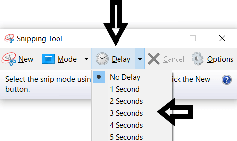 Delay Feature