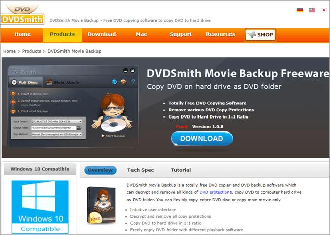 DVD Smith