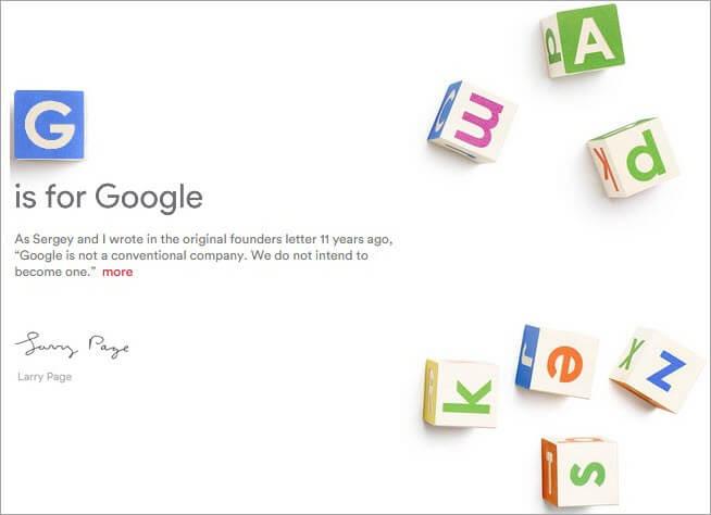 ABC Google