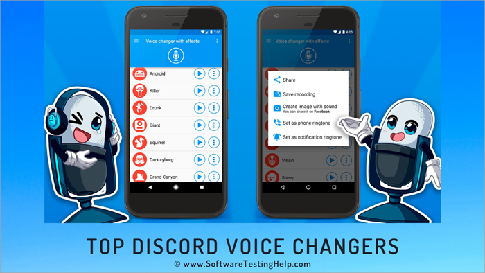 Top Discord Voice Changers