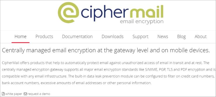 Ciphermail