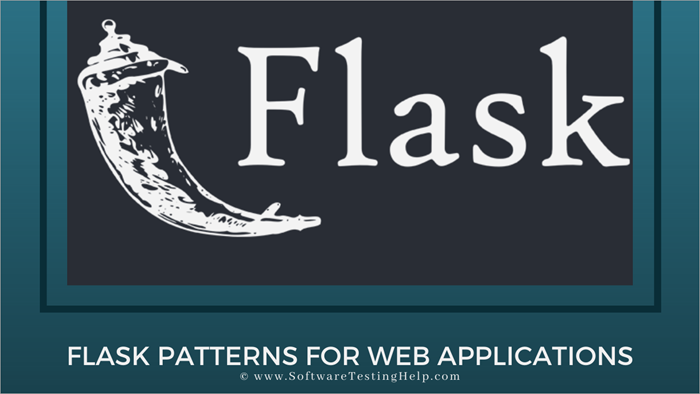 Flask Patterns for Web Applications