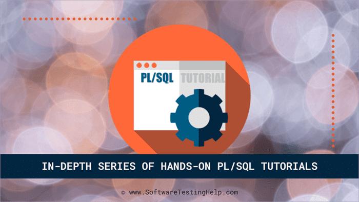In-Depth Series of Hands-on PL_SQL Tutorials