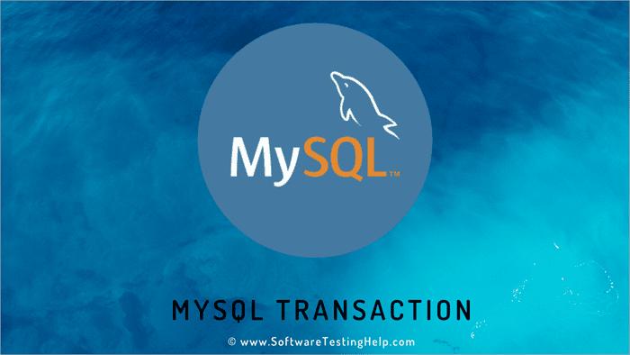 MySQL Transaction