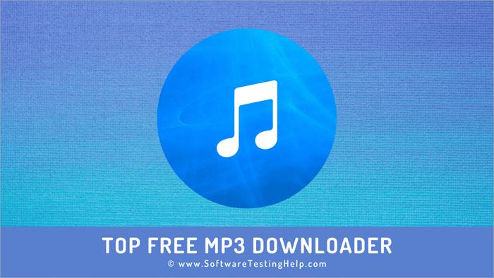 Top Free MP3 Downloader