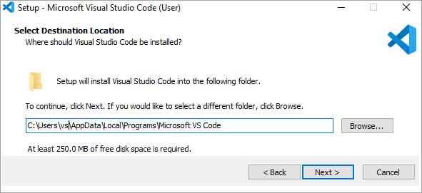 Install Visual Studio Code