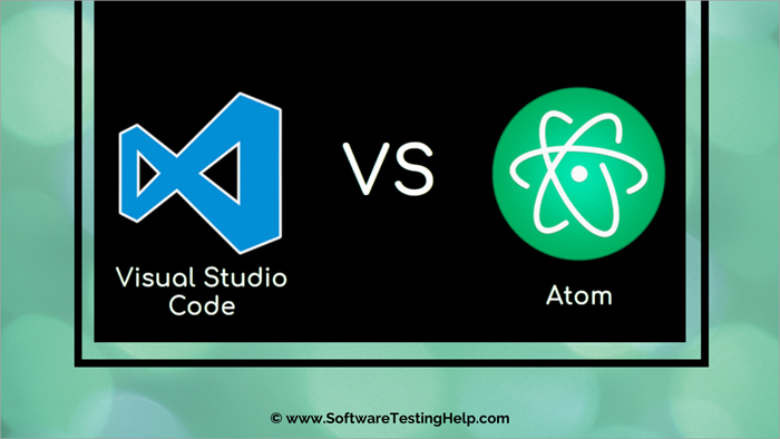 Visual Studio Code vs Atom