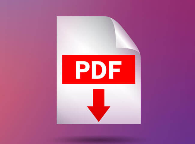 Convert Key file to PDF