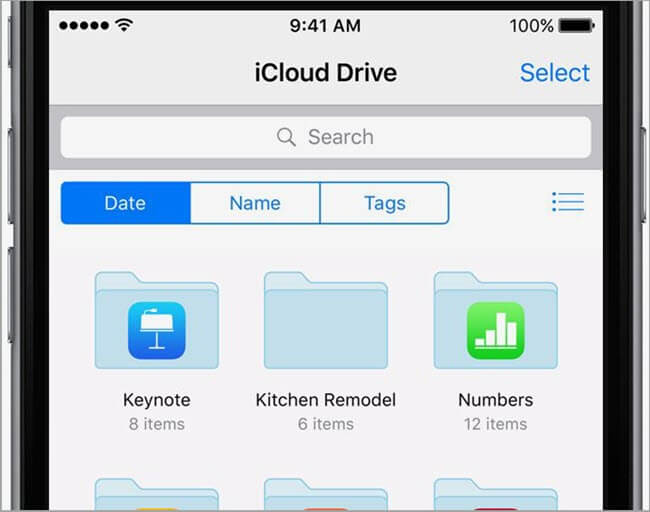 How to Use iCloud to open .key file