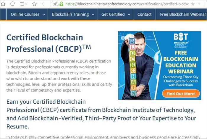 Blockchain Institute of Technology