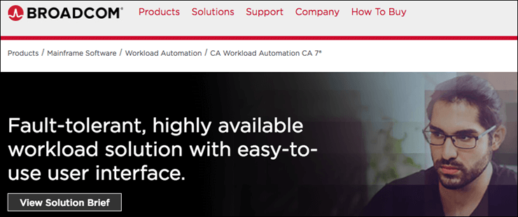 CA Workload Automation Software