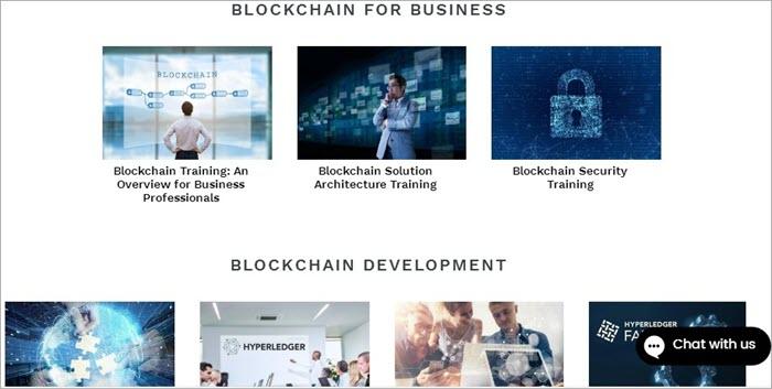CBDH Certified Blockchain Developer Hyperledger