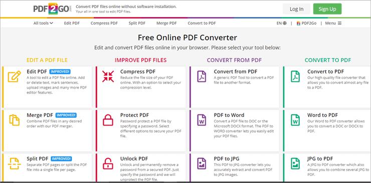 PDF 2 GO