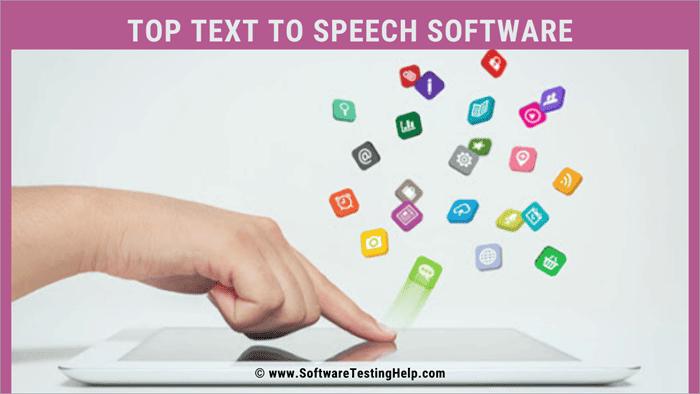 Top Text to Speech Software