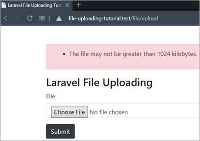 Uploading a pdf