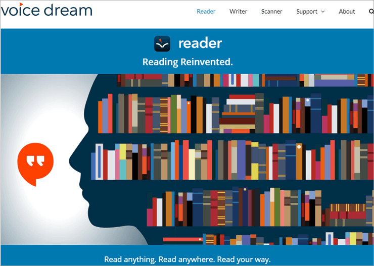 Voice Dream Reader