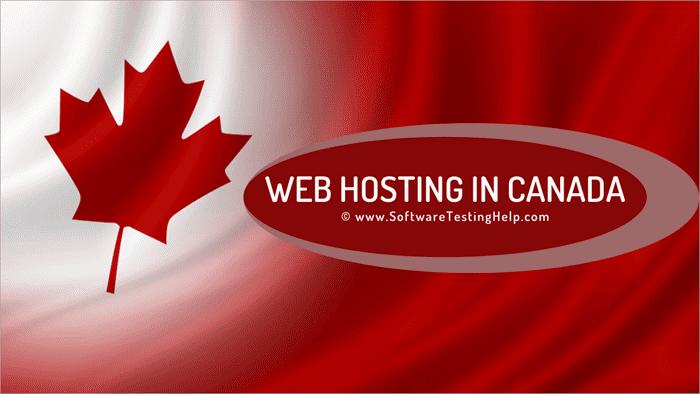 Webhosting in Canada