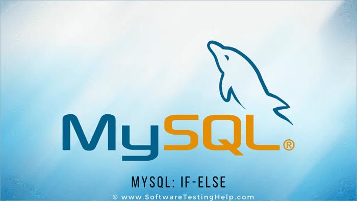 MySQL IF-ELSE (1)