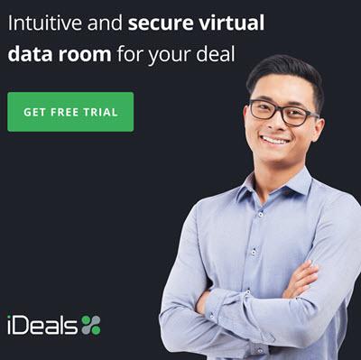iDeals Deal Management Software