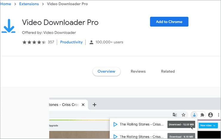 Video Downloader Pro