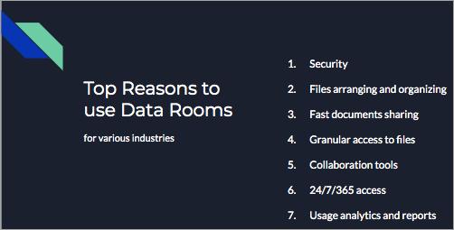 Data Rooms