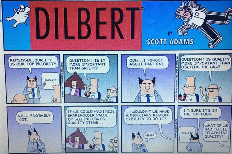 Dilbert Attributes