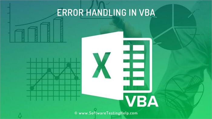 Error Handling in VBA